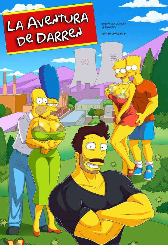 vercomicsporno los simpsons xxx lisa follando con marge y bart